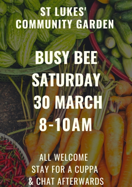 Busy Bee 30 March 2019